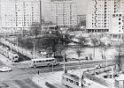 Historia powstawania koszmaru: planowano plac Rakowski, wyszedł węzeł Estakada [STARE ZDJĘCIA I MAPY]