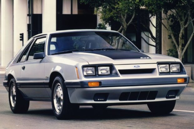 1986 Ford Mustang 5.0 GT