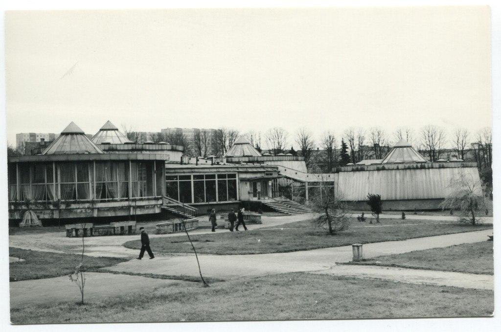 Spodki około 1983 roku (fot. Andrzej Ciulkin / ze zbiorów Muzeum Podlaskiego w Białymstoku)