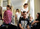 Wrocławscy niepełnosprawni nie zostali wpuszczeni do Sejmu. Chcieli wesprzeć protestujących