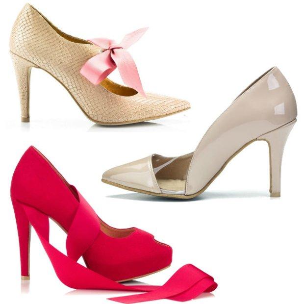 Ślubne inspiracje: buty LOFT 37