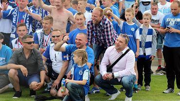 Finał lubuskiego Pucharu Polski w piłce nożnej: Stilon Gorzów - Mieszko Konotop 5:0 (2:0)