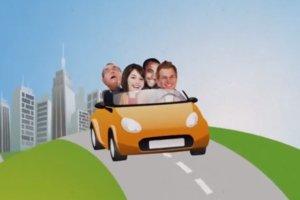 Podr�owanie du�o taniej ni� poci�giem? Poznajcie coraz popularniejszy carpooling: wsp�lne przejazdy samochodem