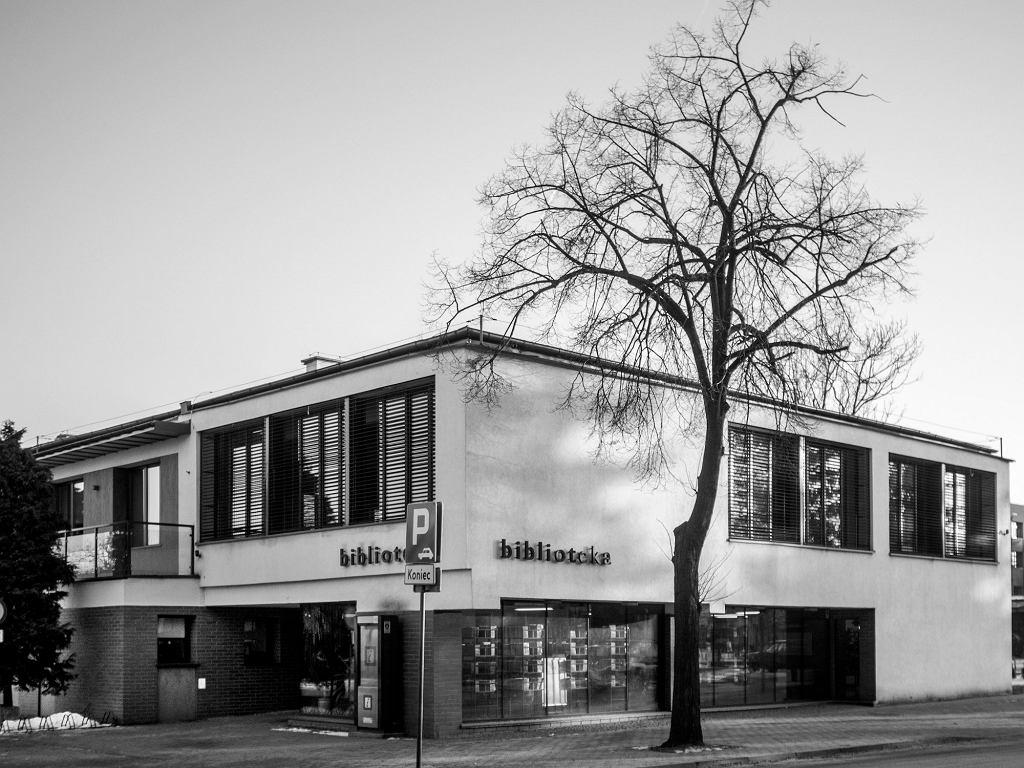 Biblioteka Miejska w Sieradzu (fot. Filip Springer)