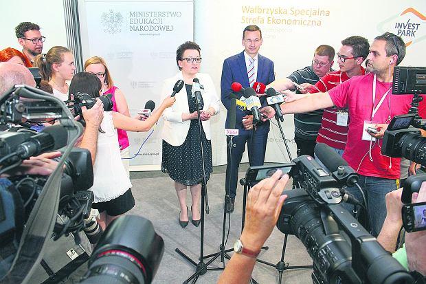 PiS zaprasza młodzież do szkół branżowych