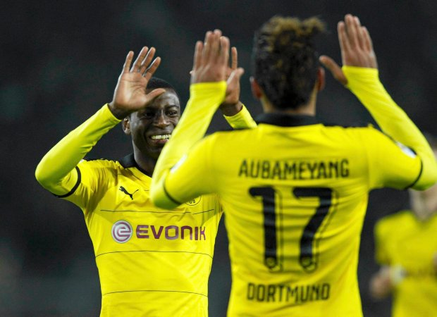 Bundesliga. Aubameyang ucieka Lewandowskiemu, Borussia goni Bayern