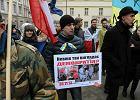 """Wrocławianie popierają Ukrainę. Akcja """"Solidarni z Ukrainą"""""""