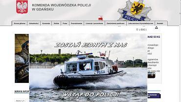 Policja szuka rekrutów