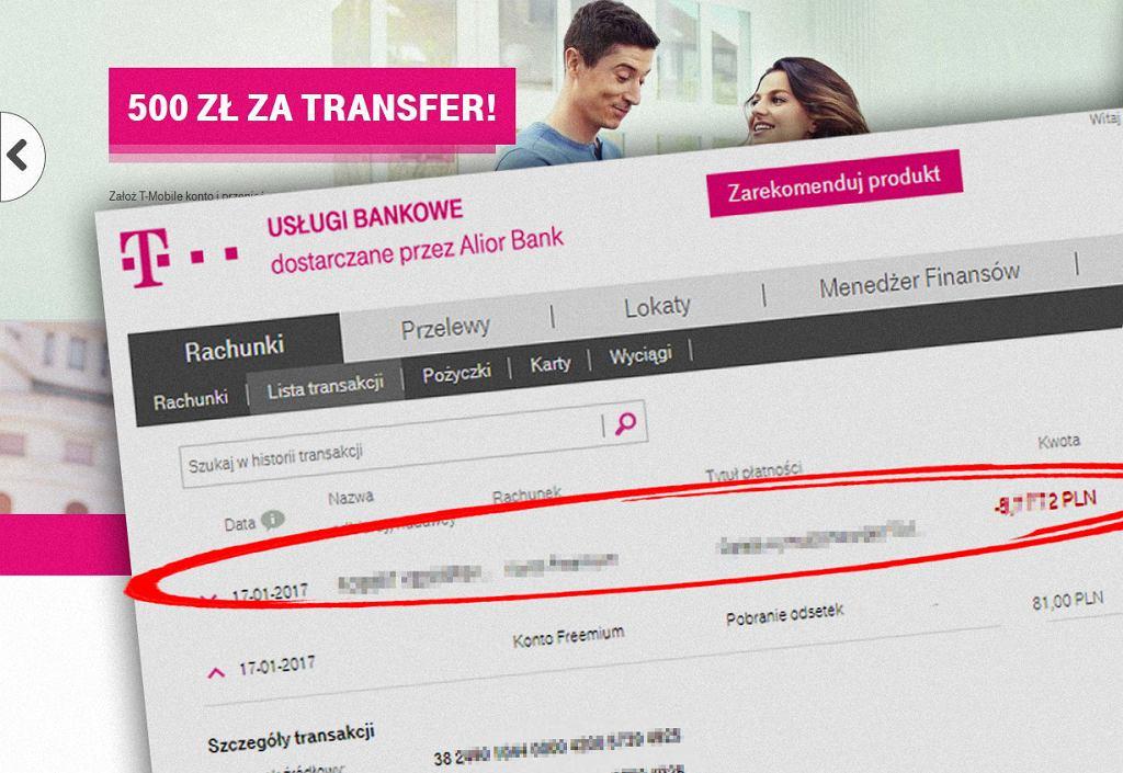 Niebezpieczny incydent w T-Mobile Usługi Bankowe