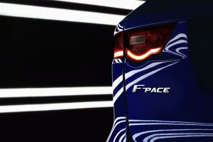 Jaguar F-Pace | Ten pierwszy raz