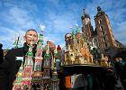 Szopka krakowska. W niej si� zawiera ca�a esencja miasta