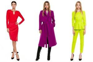 Kolorowe propozycje damskich ubra� marki Simple - przegl�d naszej stylistki
