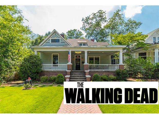 "Kup dom Ricka Grimesa - bohatera serialu ""The Walking Dead"""