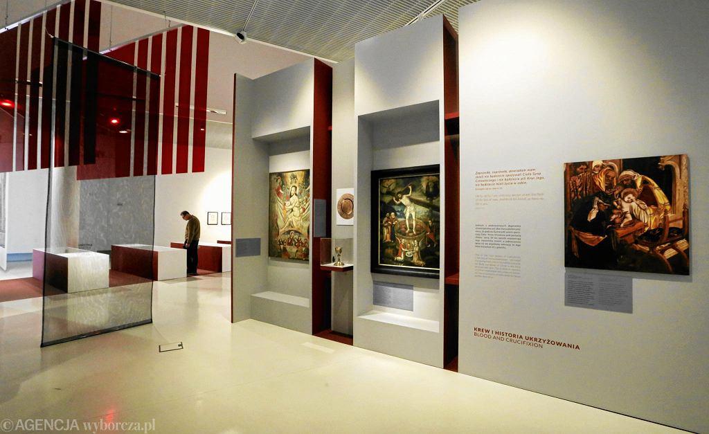 Wystawa czasowa 'Krew. Łączy i dzieli'. Muzeum Historii Żydów Polskich Polin  / KUBA ATYS