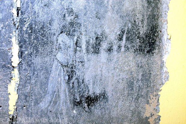 Polichromia s�ynnego malarza w wiejskim przedszkolu?
