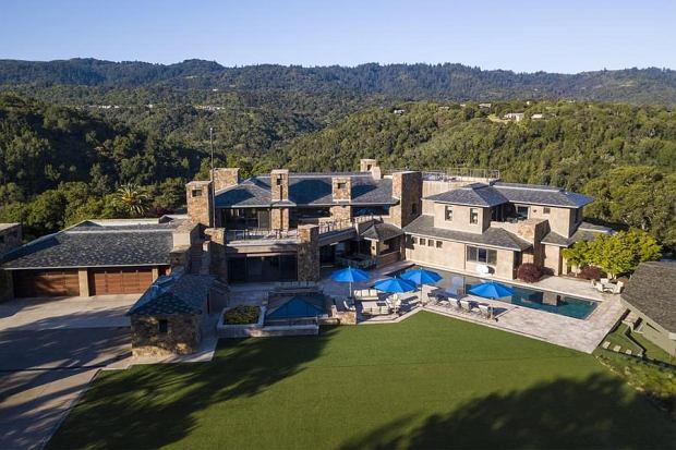 Rezydencja w Palo Alto