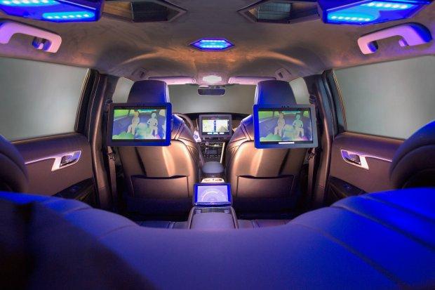 Salon Detroit 2016 | Toyota Mirai i ��czno�� z satelit�
