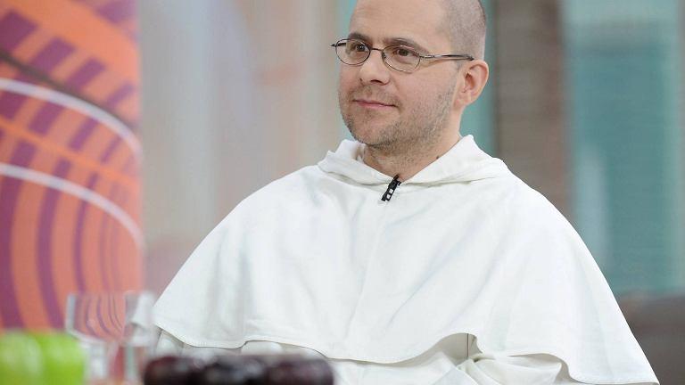 Ojciec Paweł Gużyński, dominikanin