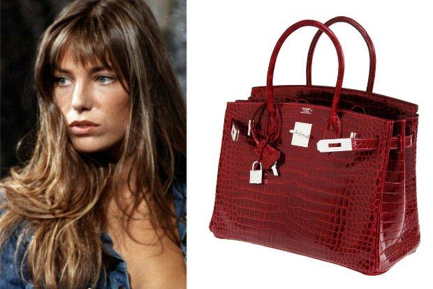 69a2fc1ff14bf Czy to koniec słynnej 'Birkin bag'? Jane Birkin żąda, żeby Hermes ...
