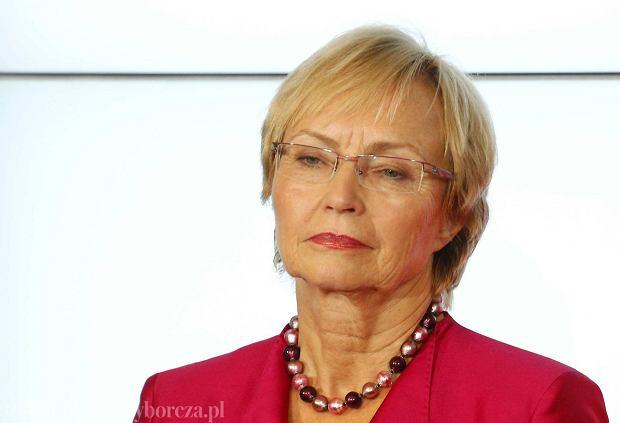 Prof. Lena Kolarska-Bobińska nowym Ministrem Nauki i Szkolnictwa Wyższego