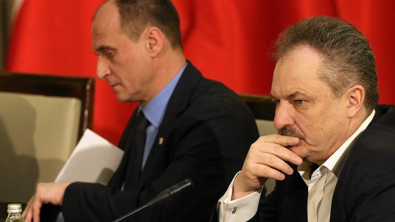 Marek Jakubiak i Paweł Kukiz