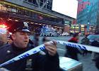 Próba ataku terrorystycznego na dworcu Port Authority w Nowym Jorku. Podejrzany poważnie ranny