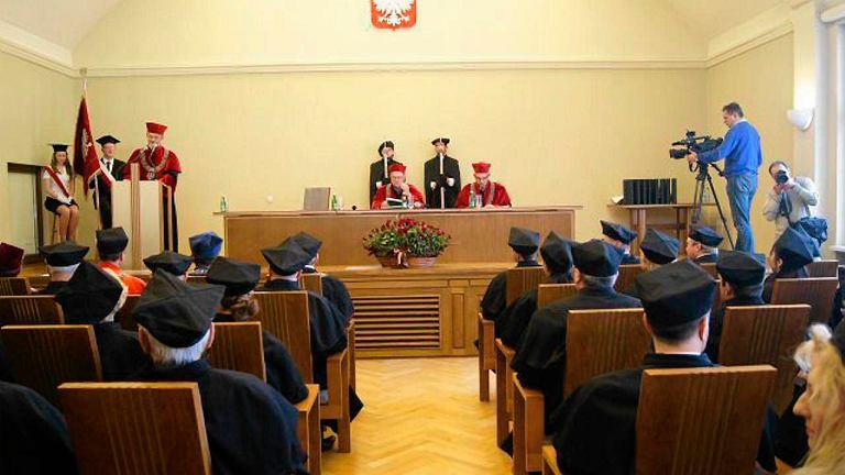 Nowi doktorzy Uniwersytetu Zielonogórskiego