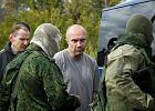 Ukraina: separatyści w Donbasie wymienią zakładników z wojskiem ukraińskim