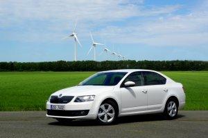 Skoda GreenLine i G-TEC | Pierwsza jazda | Oszczędnie i ekologicznie