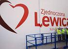 """Zjednoczona Lewica prezentuje logo wyborcze. """"Całym sercem chcemy budować Polskę nowoczesną, przyjazną, sprawiedliwą społecznie"""""""