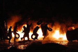 W Kijowie trwa polowanie na majdanową opozycję