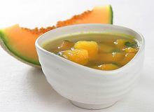 Zupa z melona - ugotuj