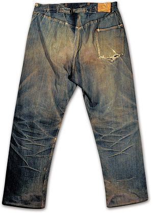 levis, jeansy, logo z klasą, Levi Strauss: człowiek, który dał nam dżinsy,