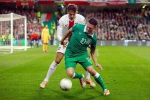 Irlandzka prasa o wczorajszym meczu: Irlandia zasłużyła na wygraną
