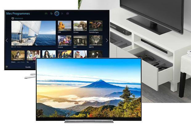 Telewizor jako podstawa bazy multimedialnej