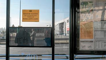 MPK Poznań testuje rozkład jazdy w wersji elektronicznej zamiast papierowej