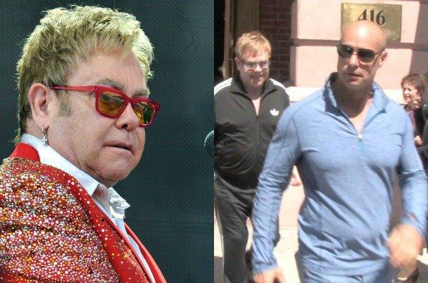 Elton John został pozwany za molestowanie swojego ochroniarza. Zeznania Jeffreya Wenningera szokują.