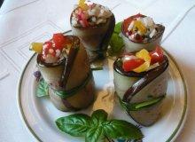 Roladki z bakłażana - ugotuj