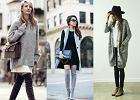 Oversize na jesień - podpowiadamy, jak nosić