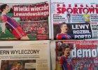 "Liga Mistrz�w. Bayern - Porto. Polska prasa: ""Lewandowski rozbi� Porto"", ""Bawarska masakra walcem Guardioli"""