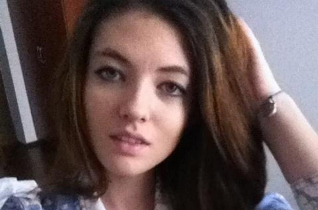 Weronika Parys w 2014