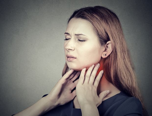 Zapalenie gardła - objawy, diagnoza, leczenie