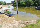 Wykonawca uspokaja: Budowa metra zabezpieczona przed powodzi�
