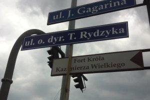 SLD zmienia ul. Gagarina na ul. Rydzyka