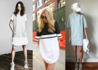 Sukienki na sportowo (zdj. pinterest.com)