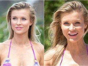 Joanna Krupa jest modelowym przyk�adem na to, jak podnie�� temperatur�. Bikini to prawdopodobnie jej ulubiony str�j, co zreszt� nie dziwi bior�c pod uwag� fakt, �e modelka mieszka w Miami. Jednak tym razem Krupa ubra�a si� tak na rolki. Zobaczcie, jak wygl�da�a.