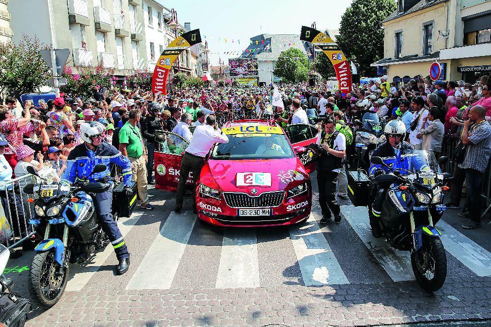 &Tour de France 2015, KODA Auto, a.s.