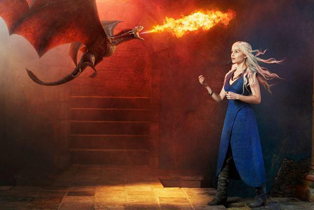 Emilia Clarke, czyli Daenerys Targaryen z