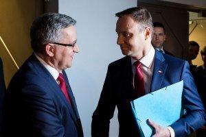 Debata prezydencka. Kto wygra� - Bronis�aw Komorowski czy Andrzej Duda? [KOMENTARZE CZYTELNIK�W]