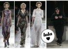 Paris Fashion Week: Wielki sukces Gosi Baczy�skiej! Co projektantka proponuje na przysz�oroczn� zim�?